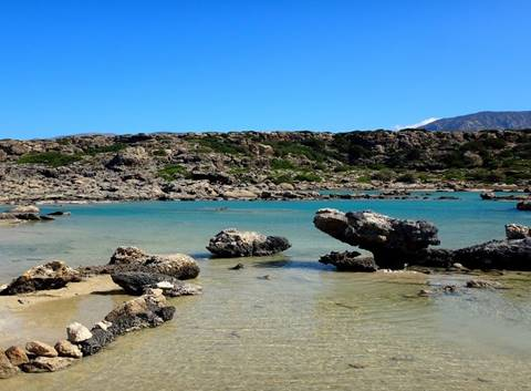 8 days | CLASSICAL FAMILLY VACATIONS IN WEST CRETE:  SOUGIA - PALEOCHORA