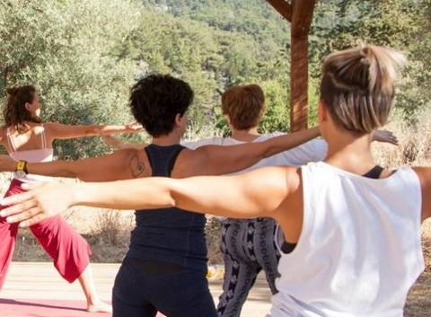 8 days  |  Α YIN YOGA & HIKING RETREAT TRIP IN CRETE